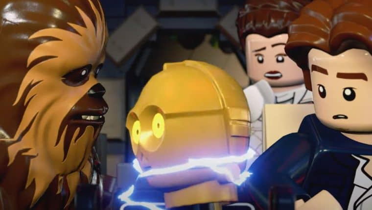 LEGO Star Wars: The Skywalker Saga | Game ganha trailer