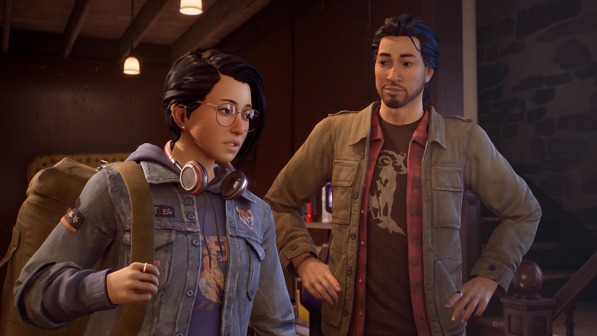 Life is Strange: True Colors | Game ganha novo vídeo mostrando poderes de Alex e destaca Steph