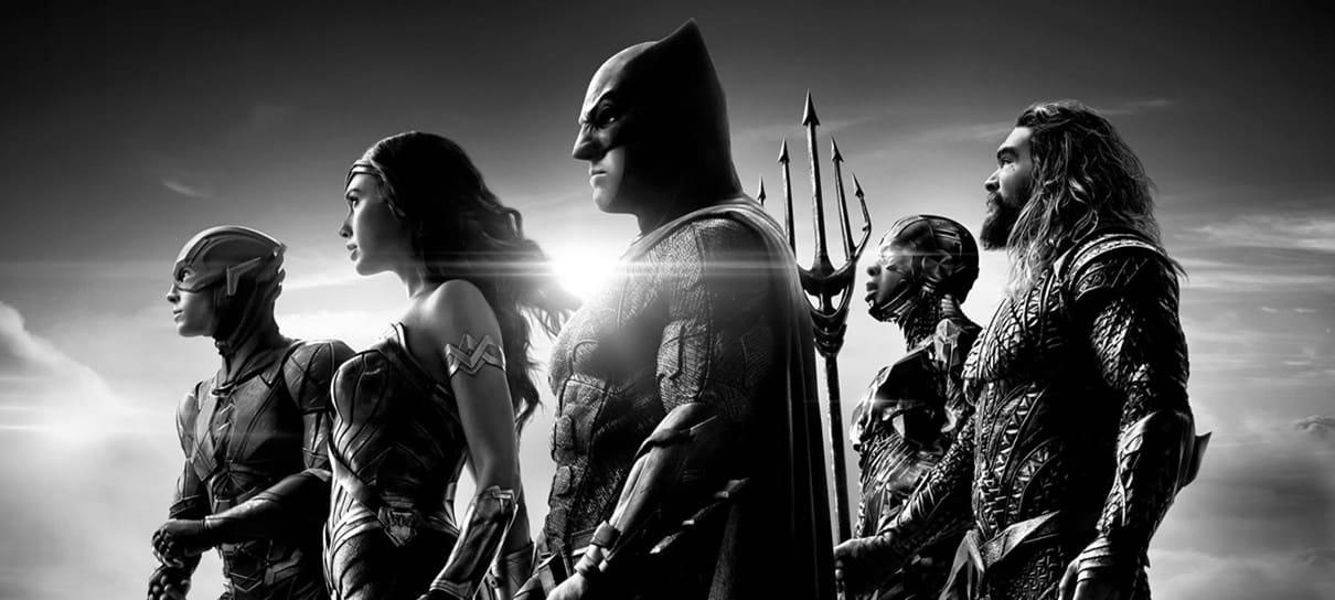 Liga da Justiça | Snyder Cut é uma vitória do consumidor, diz chefe da HBO Max