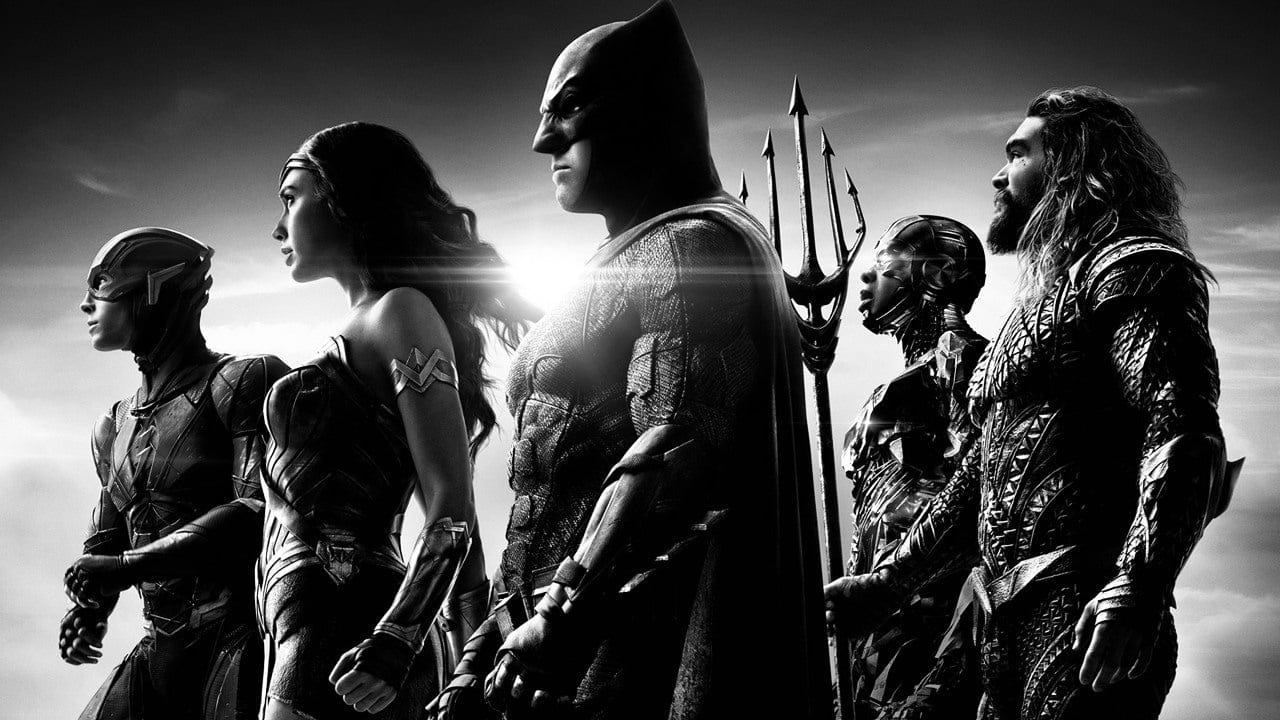 Liga da Justiça | Snyder Cut será um filme com 4 horas