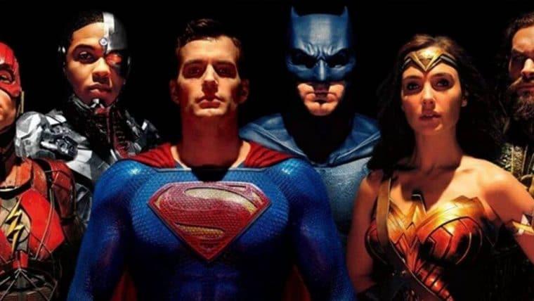 Liga da Justiça | Snyder Cut terá 4 ou 5 minutos adicionais com as refilmagens