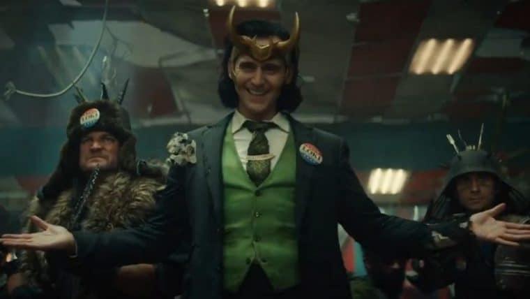 Loki | Série ganha primeiro trailer, confira