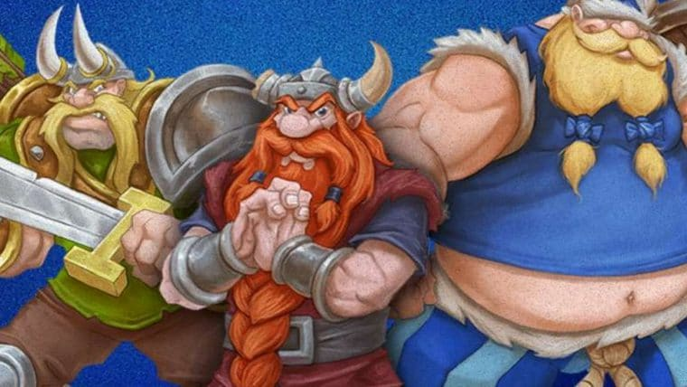 Lost Vikings 2 e RPM Racing entram para o Blizzard Arcade Collection
