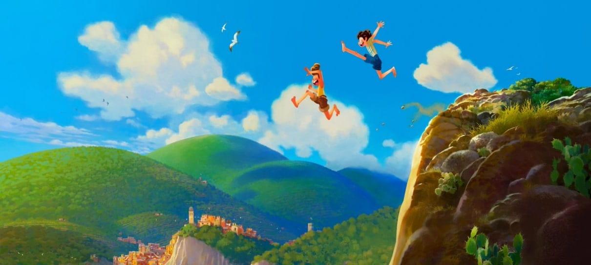 Luca | Disney Pixar anuncia nova animação