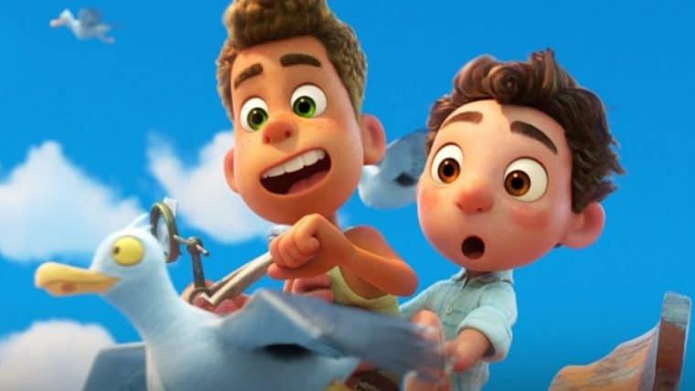 Luca | Nova animação da Pixar ganha trailer