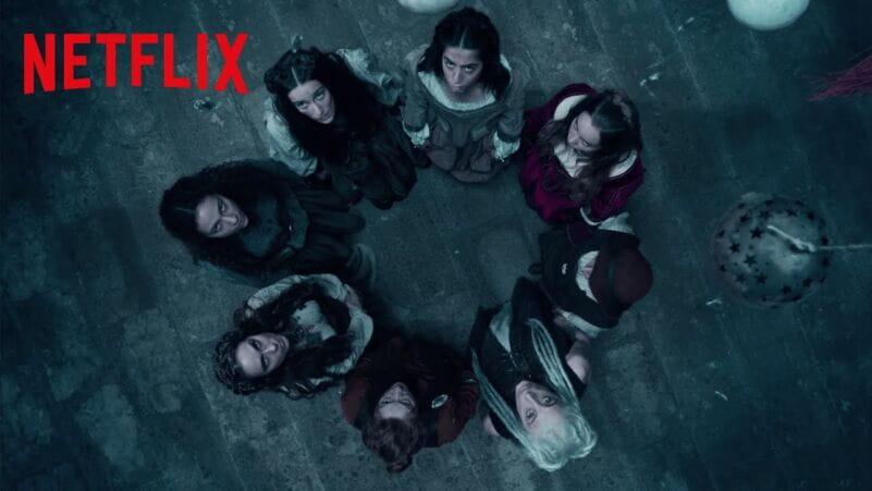 Luna Nera | Série sobre caça às bruxas estreia na Netflix