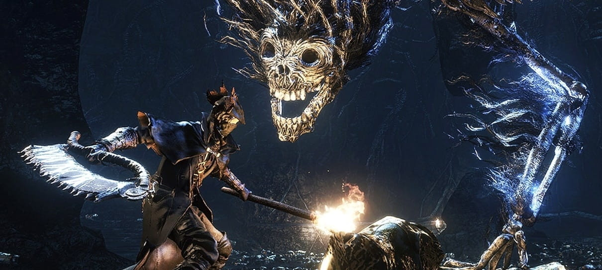 Mais um esclusivo PlayStation vai para o PC: Bloodborne