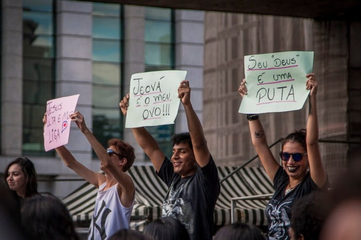 Marcha para satanás acontecerá em Belo Horizonte
