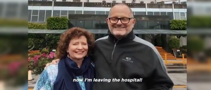 Marcos Witt tem alta após cirurgia no coração