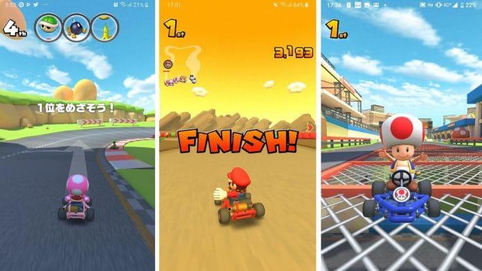 Mario Kart | Game será lançado para Mobile em Setembro