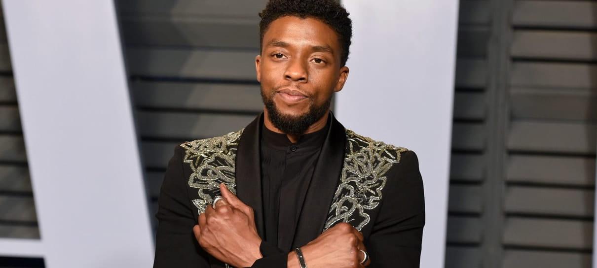Marvel não fará CGI de Chadwick Boseman em Pantera Negra 2, entenda