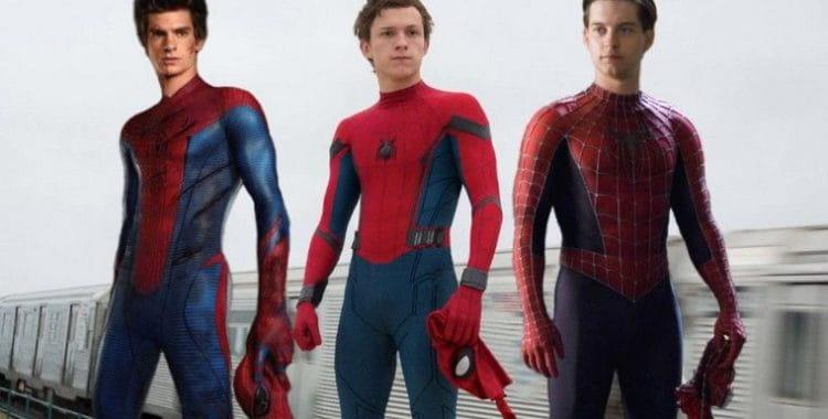Marvel quer juntar Tobey Maguire, Andrew Garfield e Tom Holland em filme com Multiverso