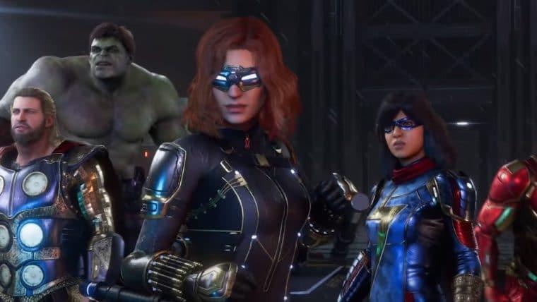 Marvel's Avengers | Game ganha trailer de lançamento