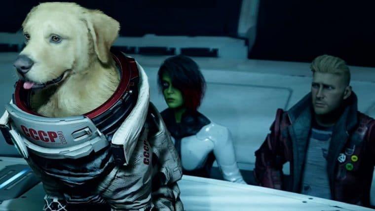 Marvel's Guardians of the Galaxy ganha novo trailer com novidades