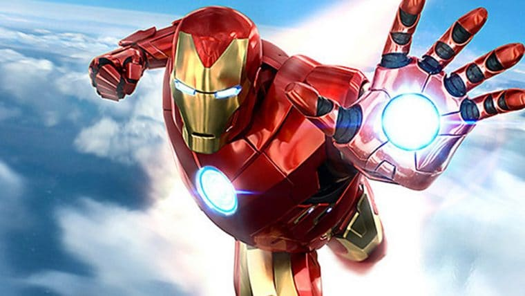 Marvel's Iron Man VR ganha trailer de lançamento