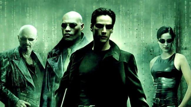 Matrix 4 é adiado para 2022