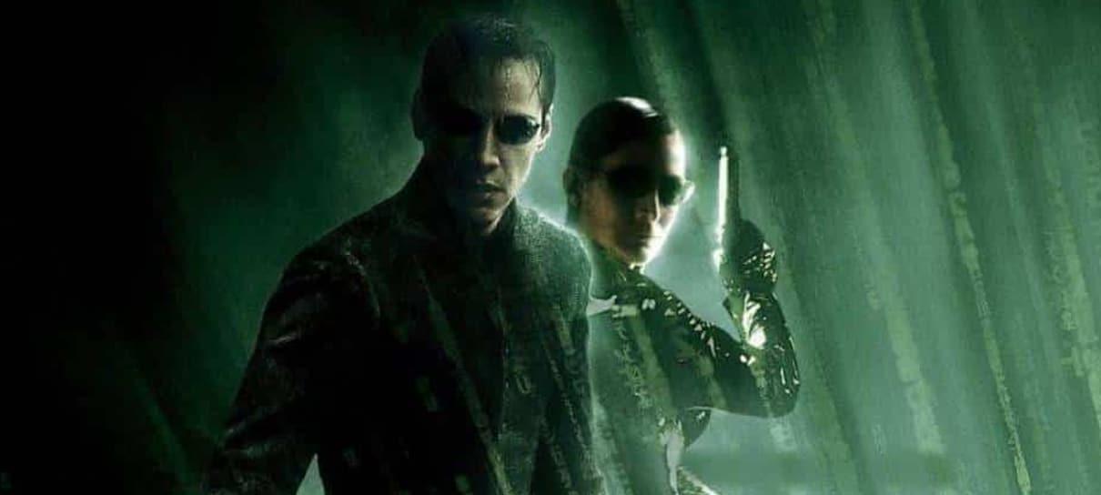 Matrix 4 | Filmagens retornam a ativa