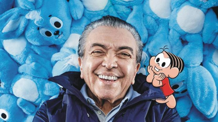 Maurício de Sousa ganhará cinebiografia