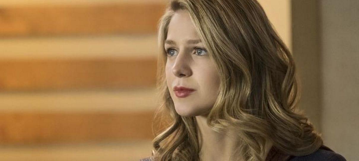 Melissa Benoist, a Supergirl, relata que já sofreu com violência doméstica