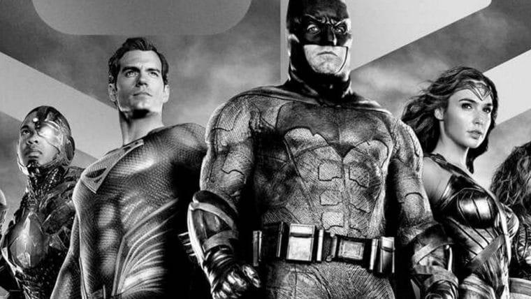 Menos da metade do público assistiu o Snyder Cut completo na primeira semana