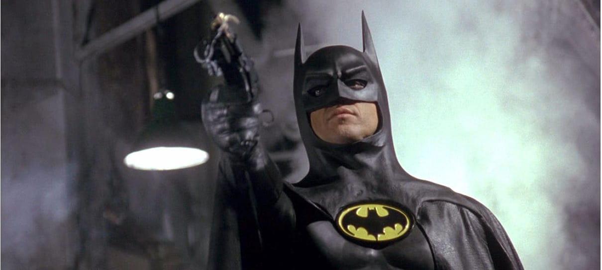Michael Keaton pode retornar ao papel de Batman no filme The Flash
