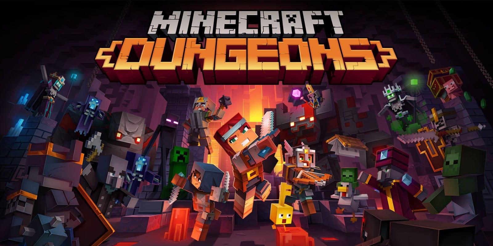 Minecraft Dungeons |  Primeira expansão chegará em breve
