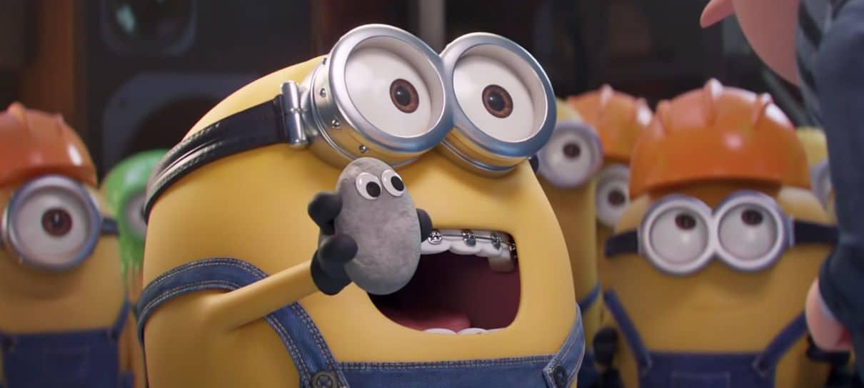 Minions 2: A Origem de Gru | Filme ganha nova data de estreia