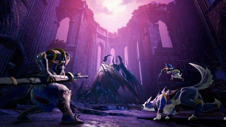 Monster Hunter Rise chega em Janeiro e terá demo