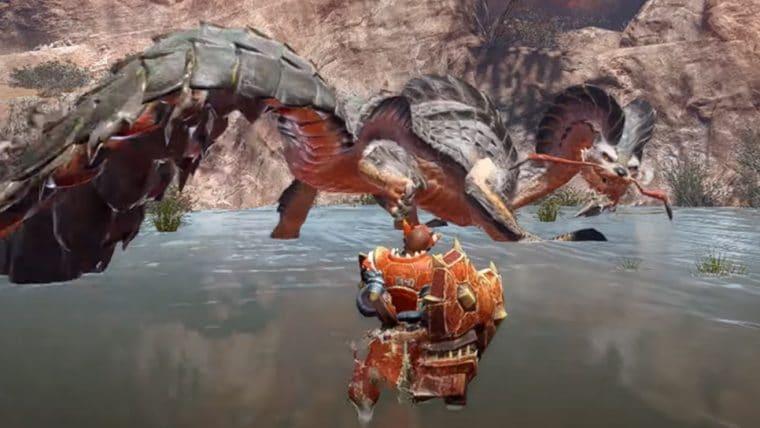 Monster Hunter Rise | Game ganha trailer mostrando novas criaturas