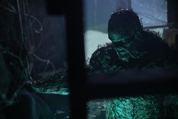 Monstro do Pântano tem direitos de transmissão adiquiridos pela CW