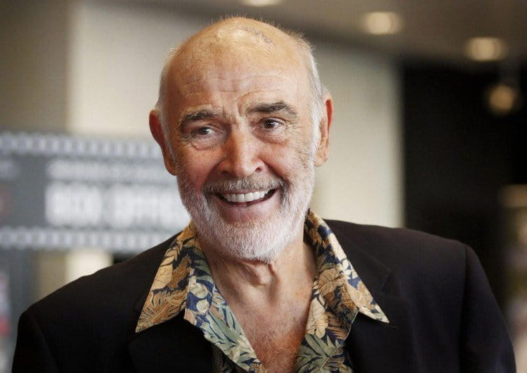 Morre Sean Connery aos 90 anos