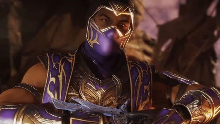 Mortal Kombat 11   Game ganha trailer contando a história de Rain