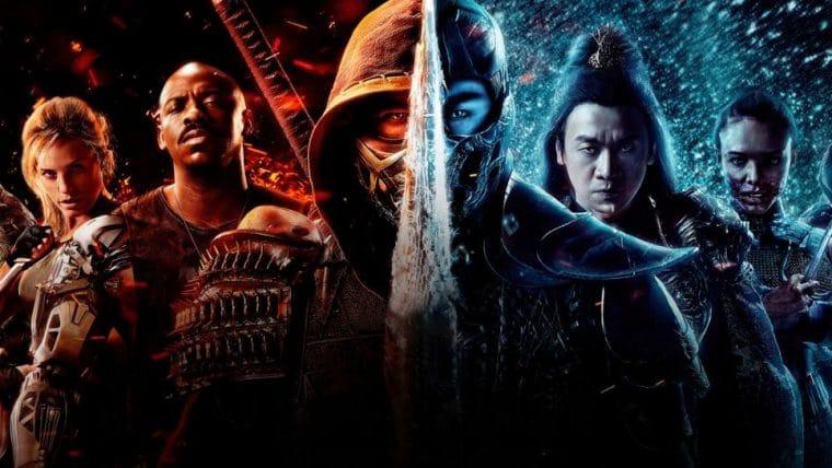 Mortal Kombat é a maior estreia do HBO Max