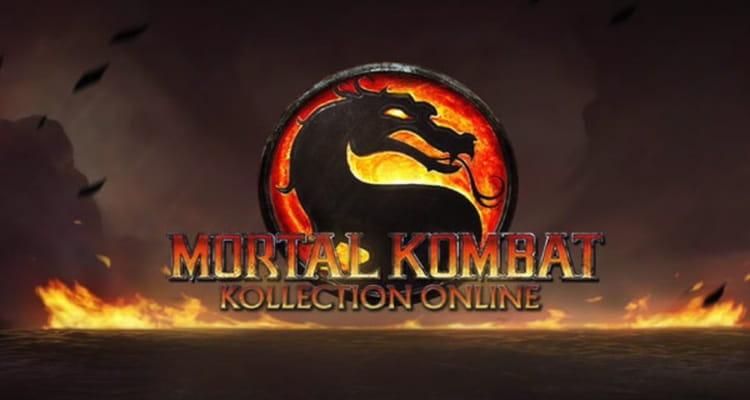 Mortal Kombat Kollection Online pode ser o novo jogo da franquia