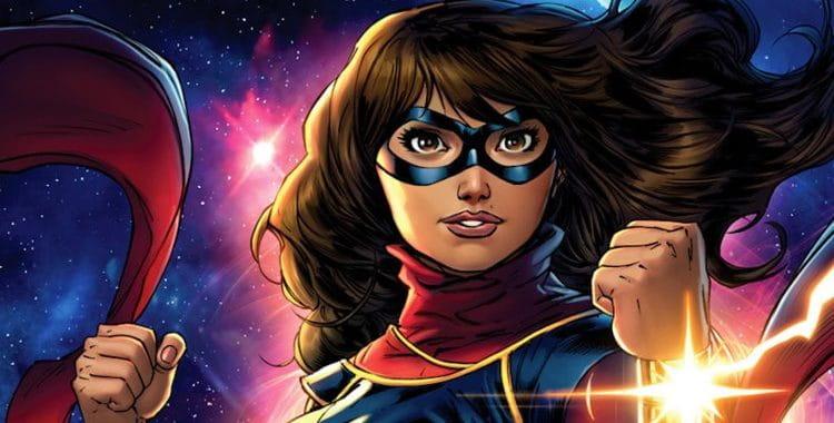 Ms. Marvel | Gravações começarão em Setembro de 2020