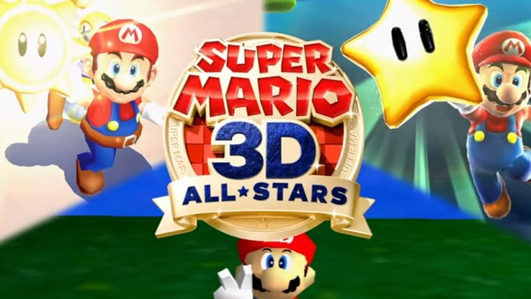 Muitas versões dos jogos de Mario ganham versões remasterizadas