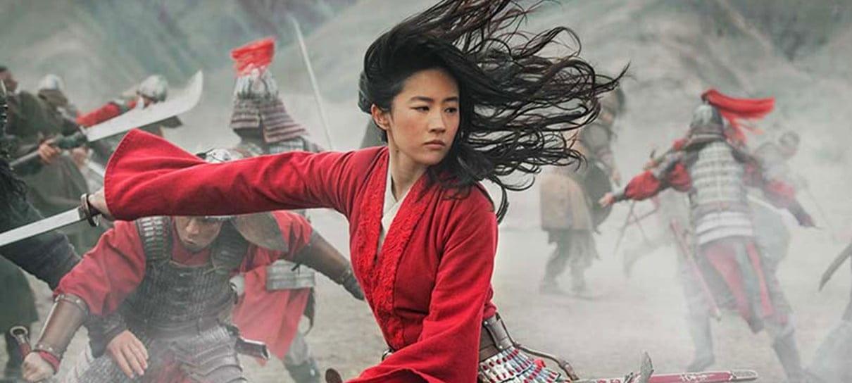 Mulan é adiado sem previsão de estreia
