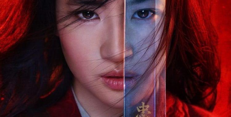 Mulan | Remake ganha novo pôster