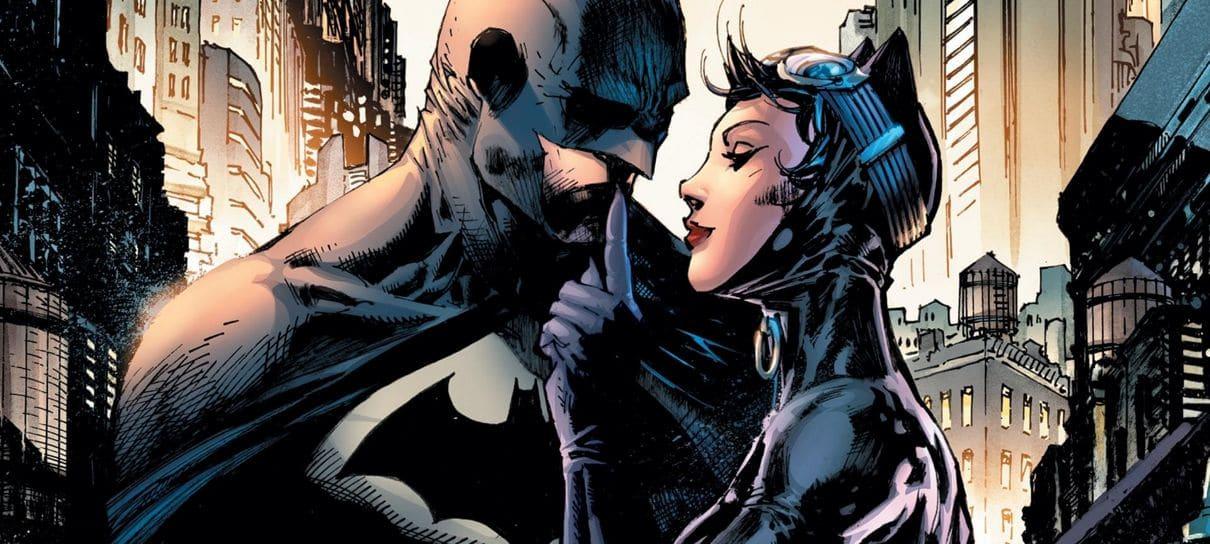 Mulher-Gato será mãe de novo filho do Batman em previa de HQ