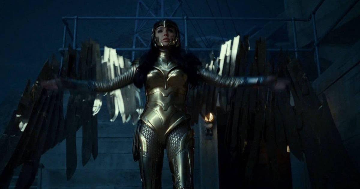 Mulher-Maravilha 1984 | Teaser revela mais da armadura da heroína