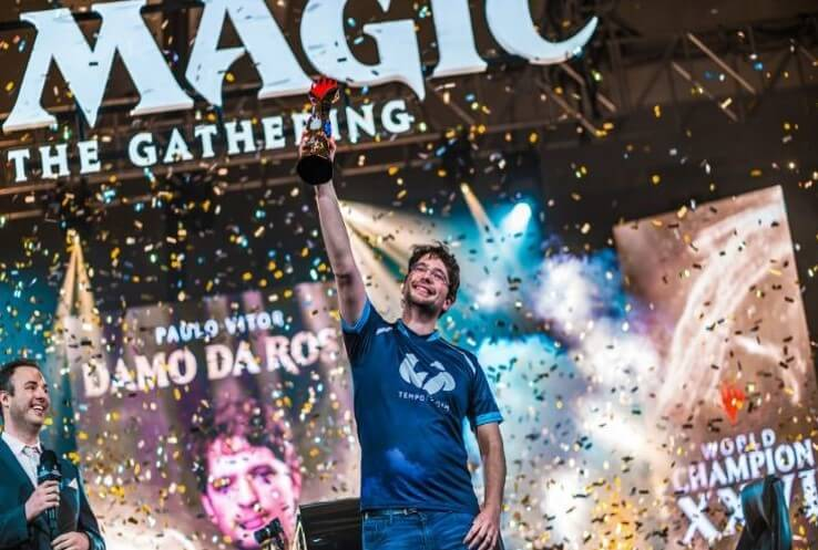 Mundial de Magic: The Gathering acontece neste fim de semana com brasileiro defendendo o título
