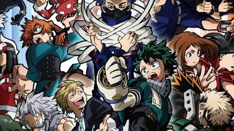 My Hero Academia | Quinta temporada do anime ganha um novo teaser