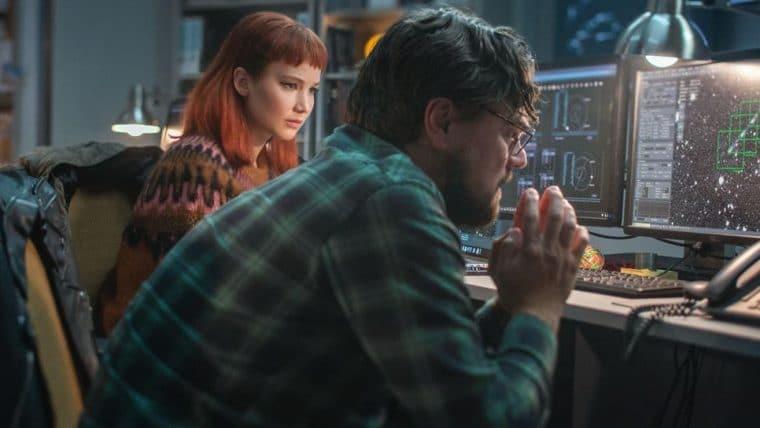 Não Olhe para Cima | Novo longa que conta com Leonardo DiCaprio e Jennifer Lawrence ganha teaser