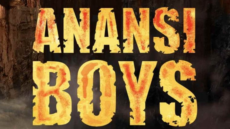 Neil Gaiman fará série inspirada em Os Filhos de Anansi