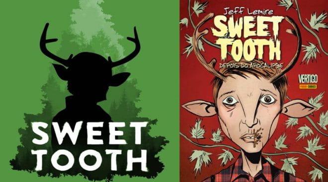 Netflix compra direitos da série baseada nos quadrinhos Sweet Tooth da DC do Hulu