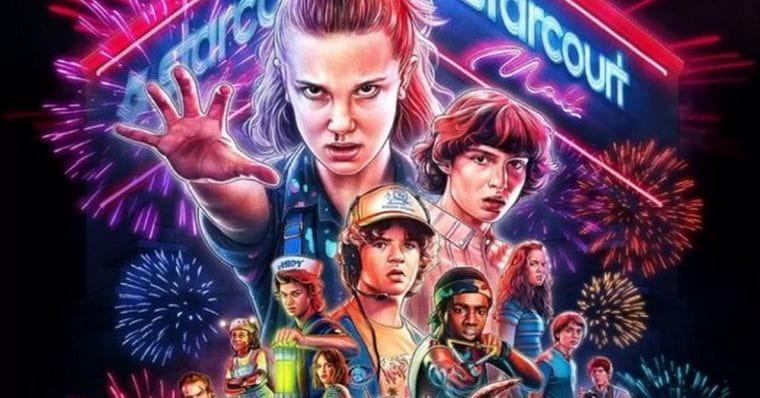 Netflix divulga os dez filmes e séries originais mais vistos no último ano