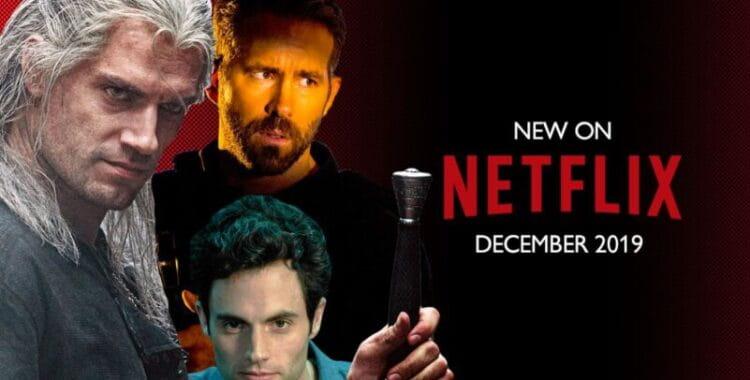 Netflix divulga os filmes e séries mais populares de 2019