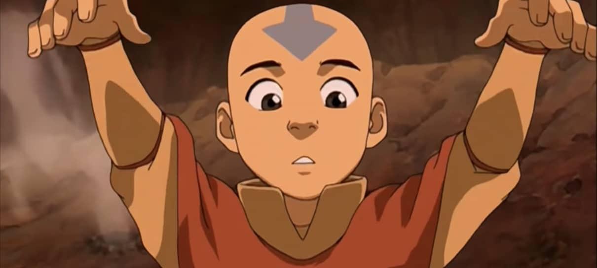 Netflix fala sobre a saída dos criadores de Avatar da produção