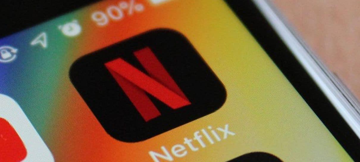 Netflix fica temporariamente fora do ar em alguns países