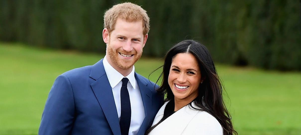 Netflix firma parceria com Príncipe Harry e Meghan Markle